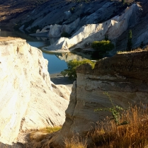 Blue Lake - St Bathans