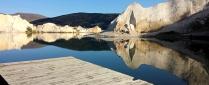 Blue Lake - St Bathans