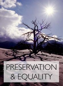 preservation & equality
