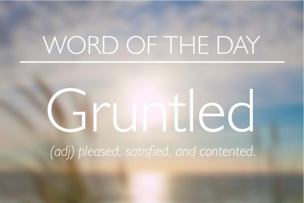 WOD Gruntled